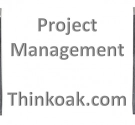 Think Oak!, Mark Conway, Project Management